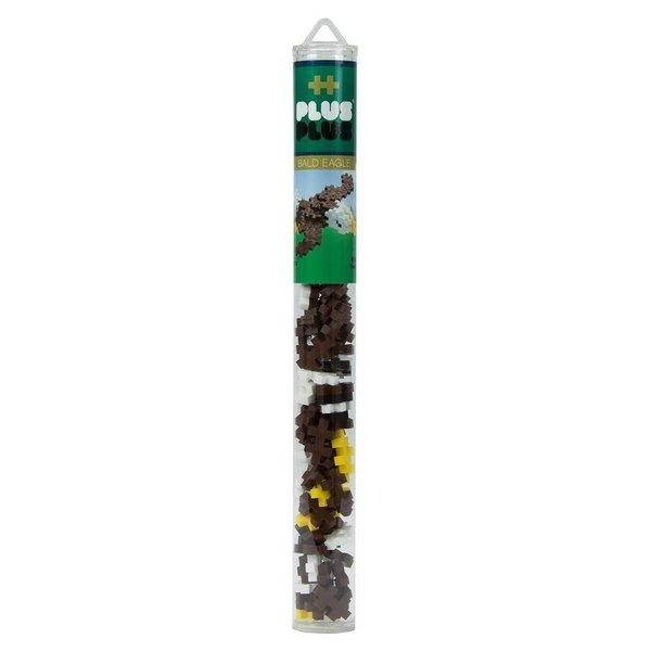 PLUS PLUS:   MINI MAKER TUBE (70 PC) BALD EAGLE