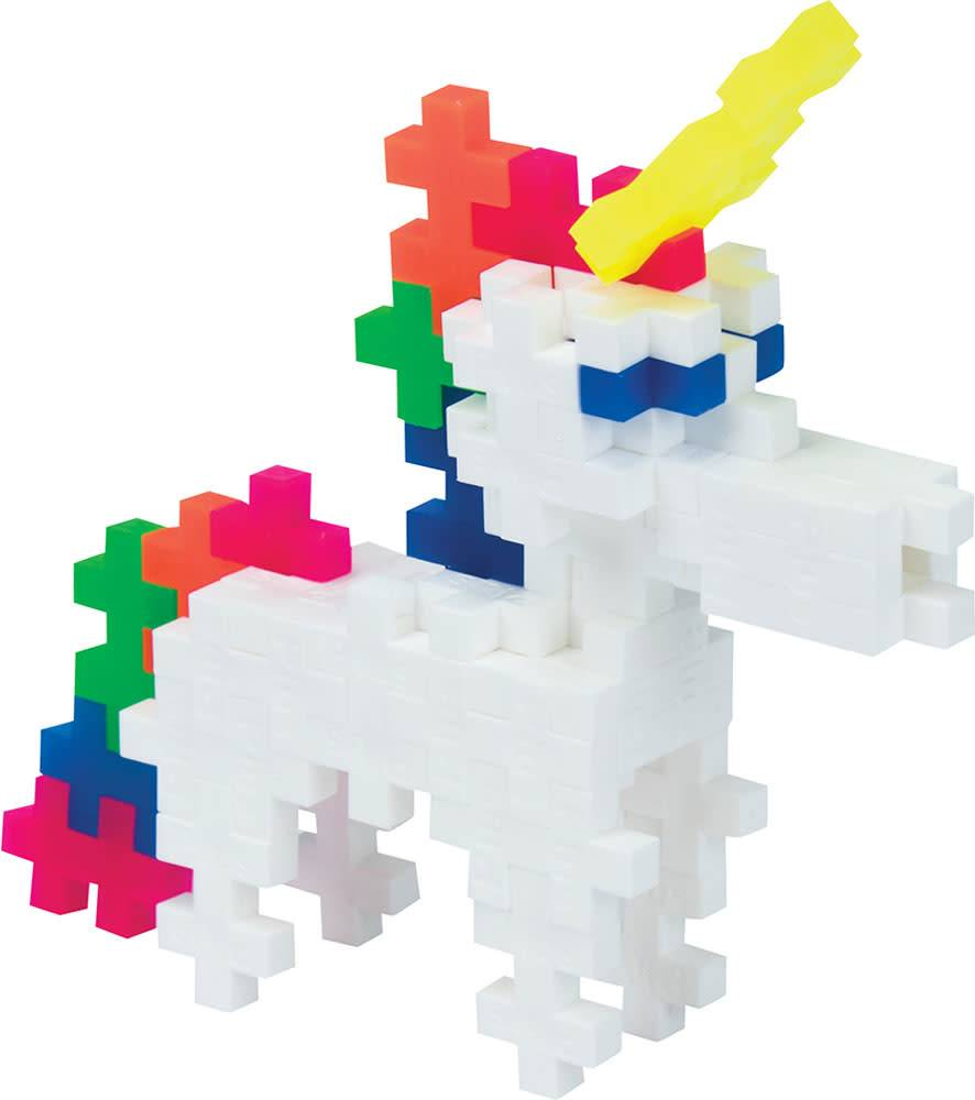PLUS-PLUS PLUS PLUS TUBE:  UNICORN