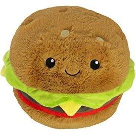 """SQUISHABLE: Mini Hamburger (7"""")"""