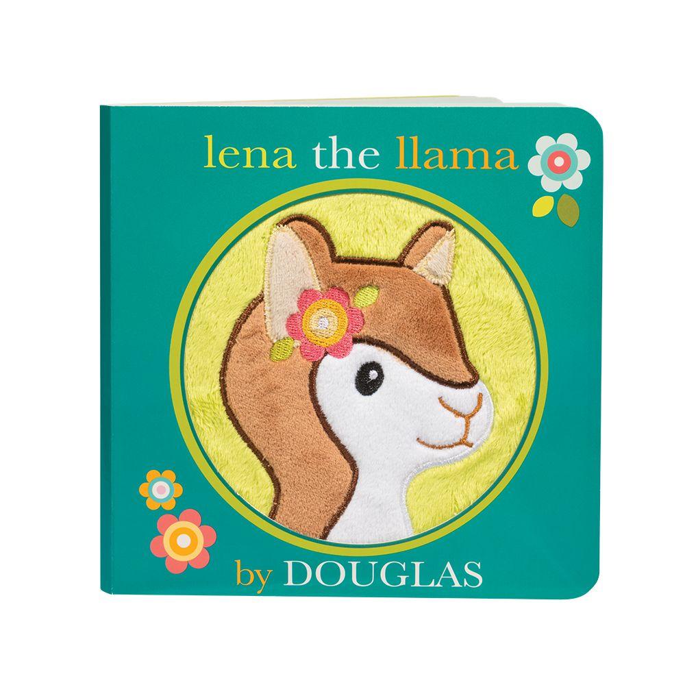 DOUGLAS:  LLAMA BOARD BOOK