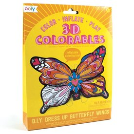 OOLY:  3D INFLATABLE DIY DRESS UP BUTTERFLY WINGS