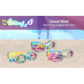 BLING 2O/PARR MARR BLING 2 O GOGGLES: CLOUD NINE   (ASST COLOR)