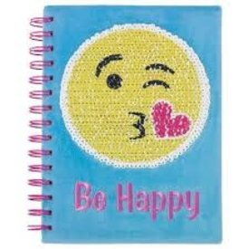 3C4G 3C4G:  EMOJI MAGIC SEQUIN JOURNAL