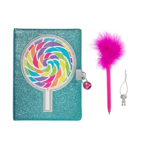 3C4G 3C4G:  LOLLIPOPGLITTER LOCKING JOURNAL