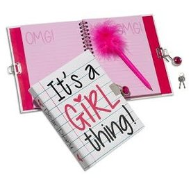 3C4G 3C4G:  IT'S A GIRL THING DIARY