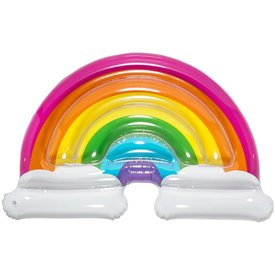 3C4G 3C4G:  RAINBOW AND CLOUDS POOL FLOAT