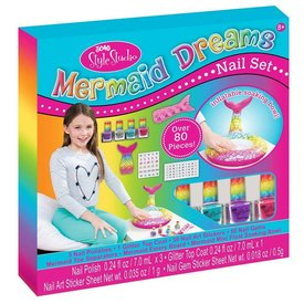 3C4G 3C4G:  MERMAID DREAMS NAIL SET