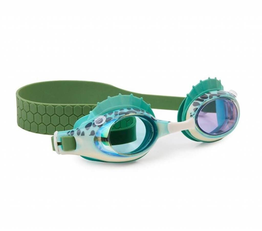 BLING 2O/PARR MARR BLING 2O: BASS FISH SWIM GOGGLES  (ASST:  GREEN OR BLUE)