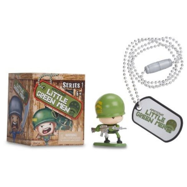 AWESOME LITTLE GREEN MEN BLIND BAGS