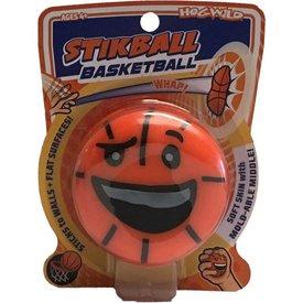HOGWILD:  STIKBALL BASKETBALL