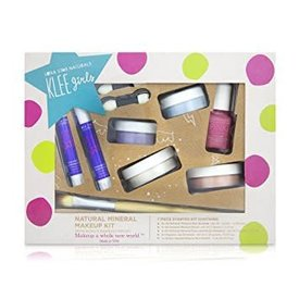 KLEE KLEE GIRLS:  7 PC MAKEUP KIT - UP AND AWAY