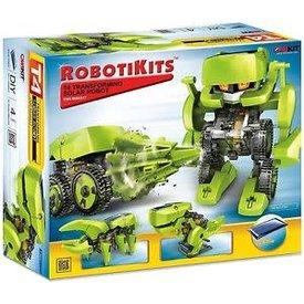OWI OWI-MSK617 T4 Transforming Solar Robot
