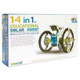 OWI:  14-in-1 Solar Robot