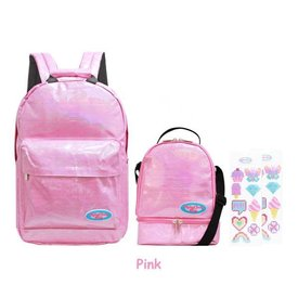 AMERICAN JEWEL:  ROCKIN CANDY BACKPACK - PINK