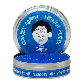 "CRAZY AARON'S PUTTY:  LAPIS 2"" TIN"