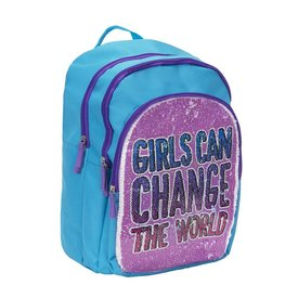 3C4G 3C4G:  GIRLS CAN CHANGE THE WORLD  BACKPACK