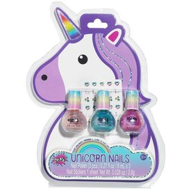 3C4G 3C4G:  UNICORN HOLOGRAM NAIL POLISH