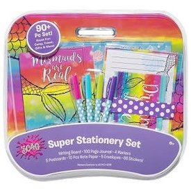 3C4G 3C4G: MERMAIDS ARE REAL STATIONARY SET