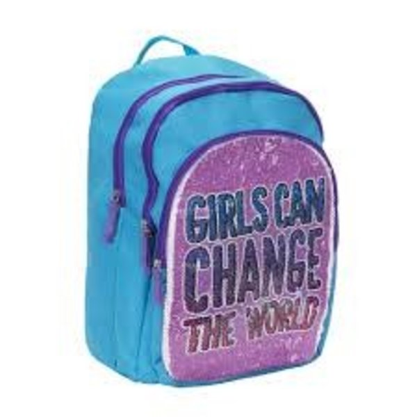 3C4G:  GIRLS CAN CHANGE THE WORLD LUNCH COOLER