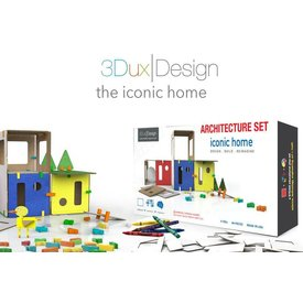 3DUX 3DUX DESIGN:  ARCHITECTURE SET - ICONIC HOME