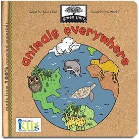 GREEN START:  ANIMALS EVERYWHERE