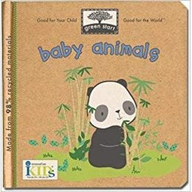 GREEN START:  BABY ANIMALS