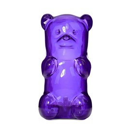 FCTRY FCTRY:  Gummygoods Gummy Bear Nightlight - PURPLE