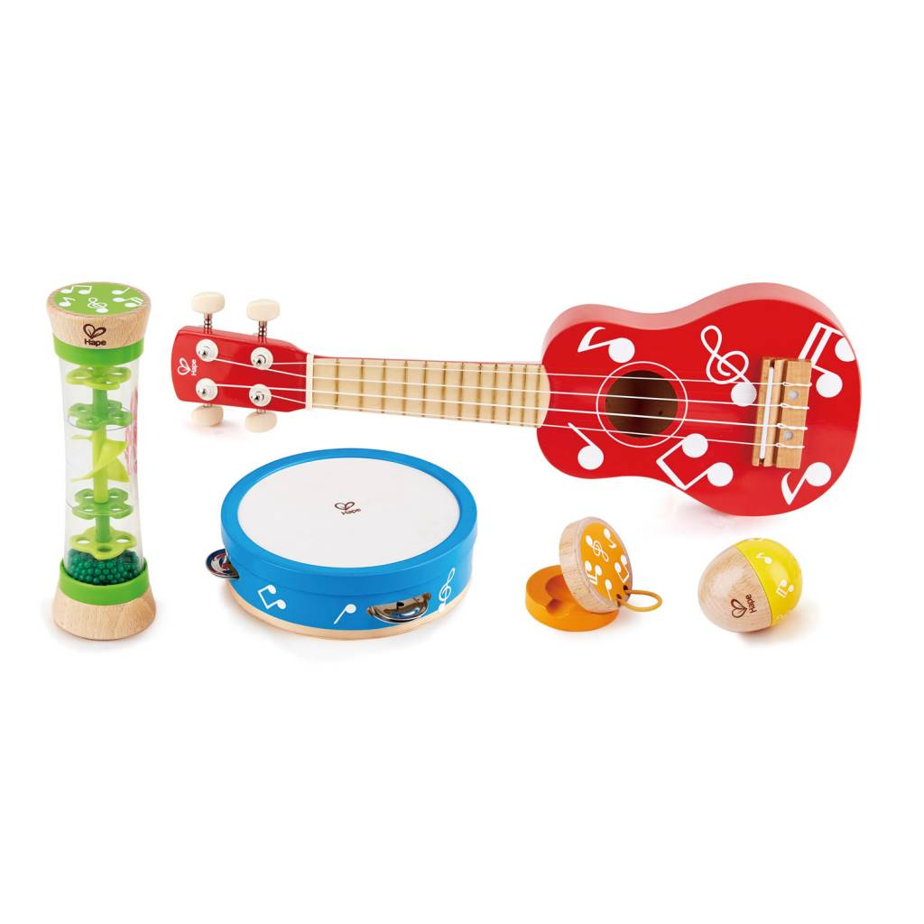 HAPE:  Mini Band Set