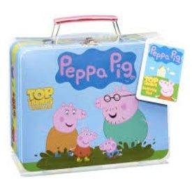 Peppa Pig Activity Collectors Tin