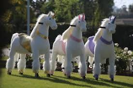 GIDDY UP AND GO PURPLE UNICORN (S)