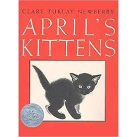 April's Kittens - Newberry, Clare Turlay