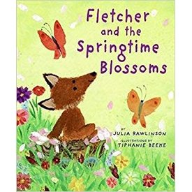 Fletcher and the Springtime Blossoms - Rawlinson, Julia