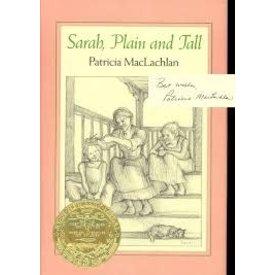 Sarah, Plain and Tall - MacLachlan, Patricia