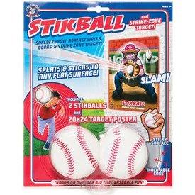 HOG WILD: STIKBALL W/ STRIKE ZONE TARGET