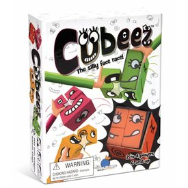 BLUE ORANGE GAMES: CUBEEZ