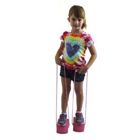 FLYBAR FLYBAR:  My First Flybar Stilts PINK
