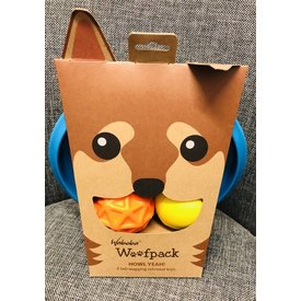 WABOBA:  WOOF PACK TOYS FOR DOGS