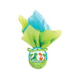 BOLLI AND FRITZ:  CHILL PILL BATH FIZZ DINOSAUR PARTY