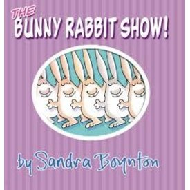 Workman Publishing Co BOYNTON: BUNNY RABBIT SHOW