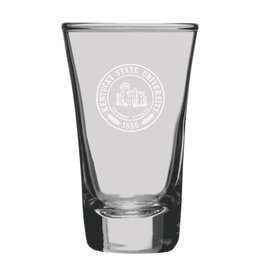 LXG. INC KSU Seal Shot Glass 2oz