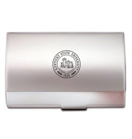 LXG. INC Two Tone Business Card Holder