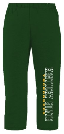 Russell Athletic Youth Green KSU Sweatpants