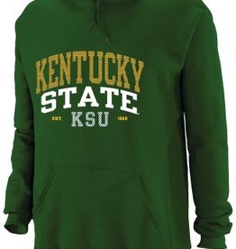 Russell Athletic Youth Green KSU Hoodie
