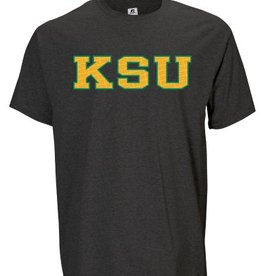 Russell Athletic Black Heat KSU T-Shirt