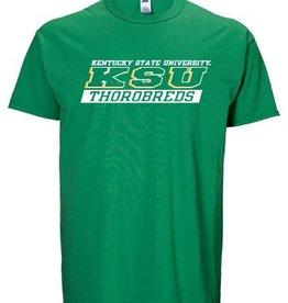 Russell Athletic Kelly KSU Thorobreds T-Shirt