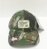 Ahead Camo Kentucky State Cap