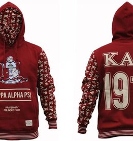 Big Boy Headgear Greek Fraternity Hoodies