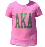 Big Boy Headgear Greek Sorority Mesh T-Shirts