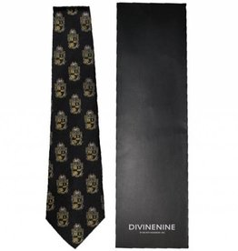 Greek Fraternity Neck Tie