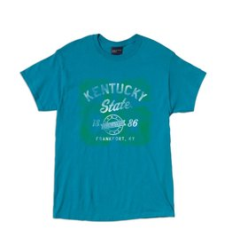 MV SPORTS Kentucky State 86 Logo T-Shirt
